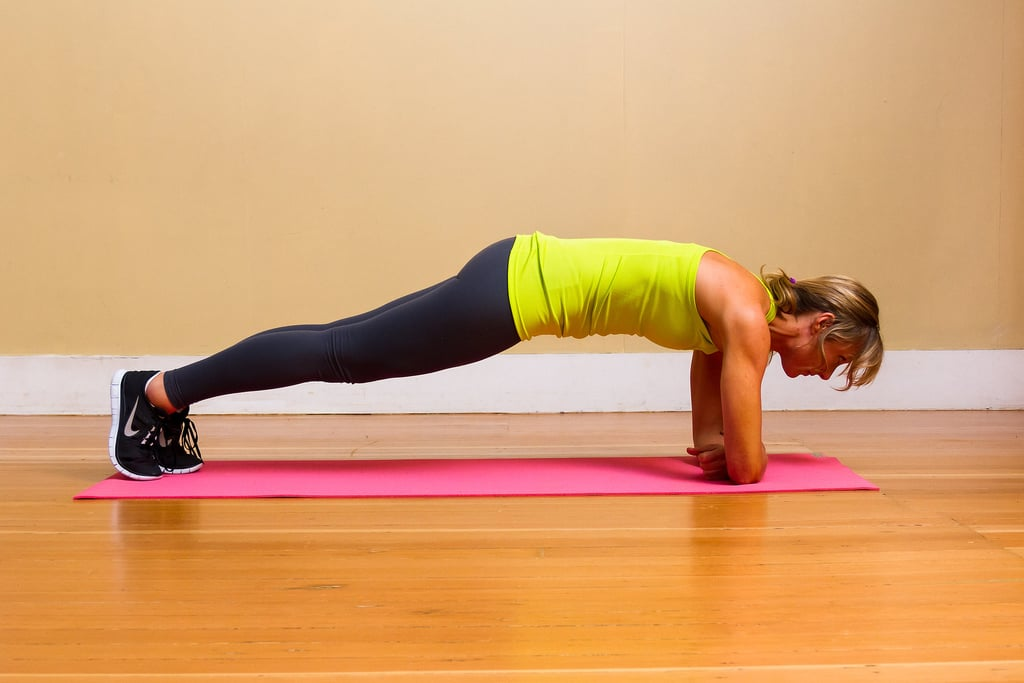 All Abs: Elbow Plank