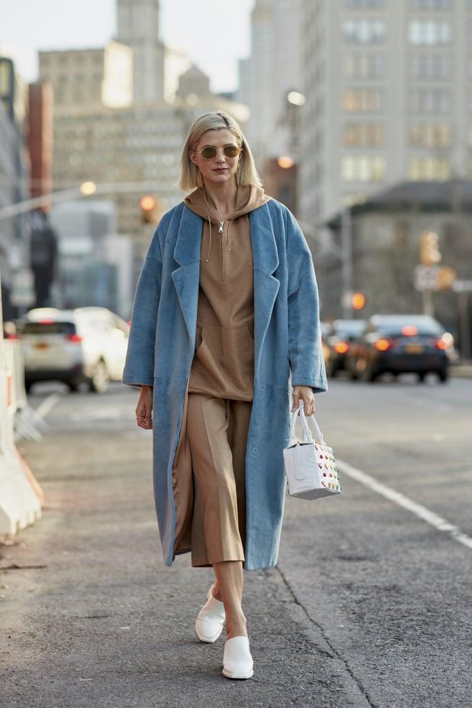 Best Street Style Pictures New York Fashion Week 2018 Popsugar Fashion Australia