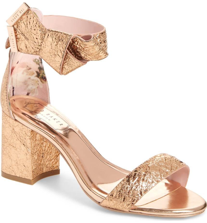 92b9374c179 Ted Baker Kerria Block Heel Sandals