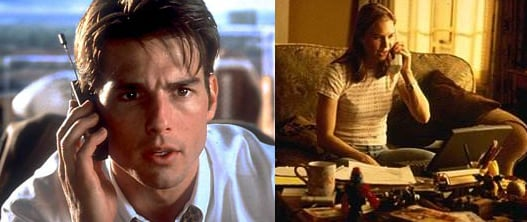 Totally Geeky or Geek Chic? Gadgets In Jerry Maguire