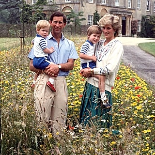 What Did Prince Charles Want to Name William and Harry?