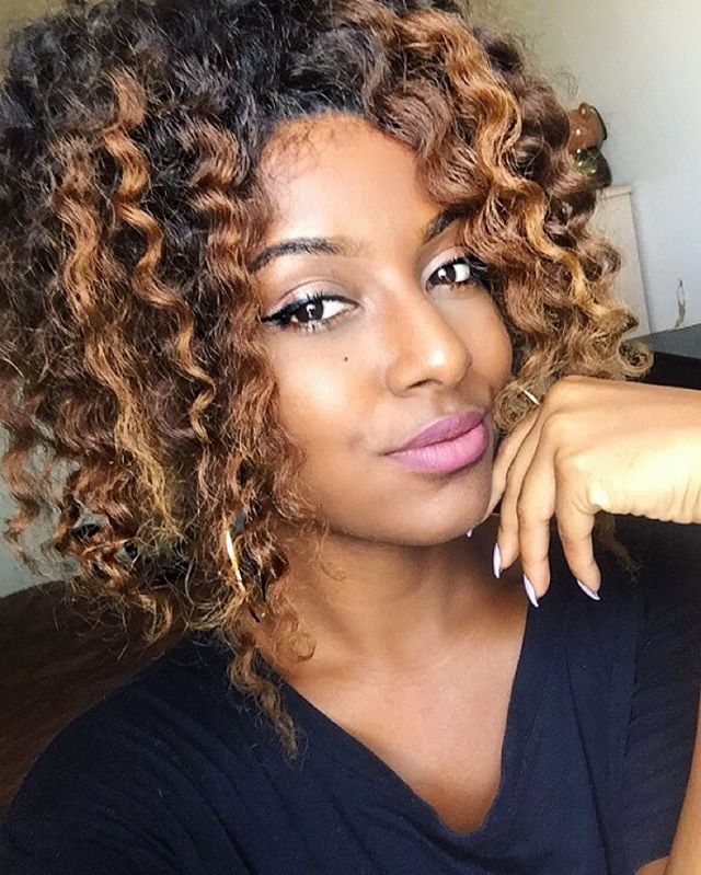 Best Natural Hair Bloggers Popsugar Beauty