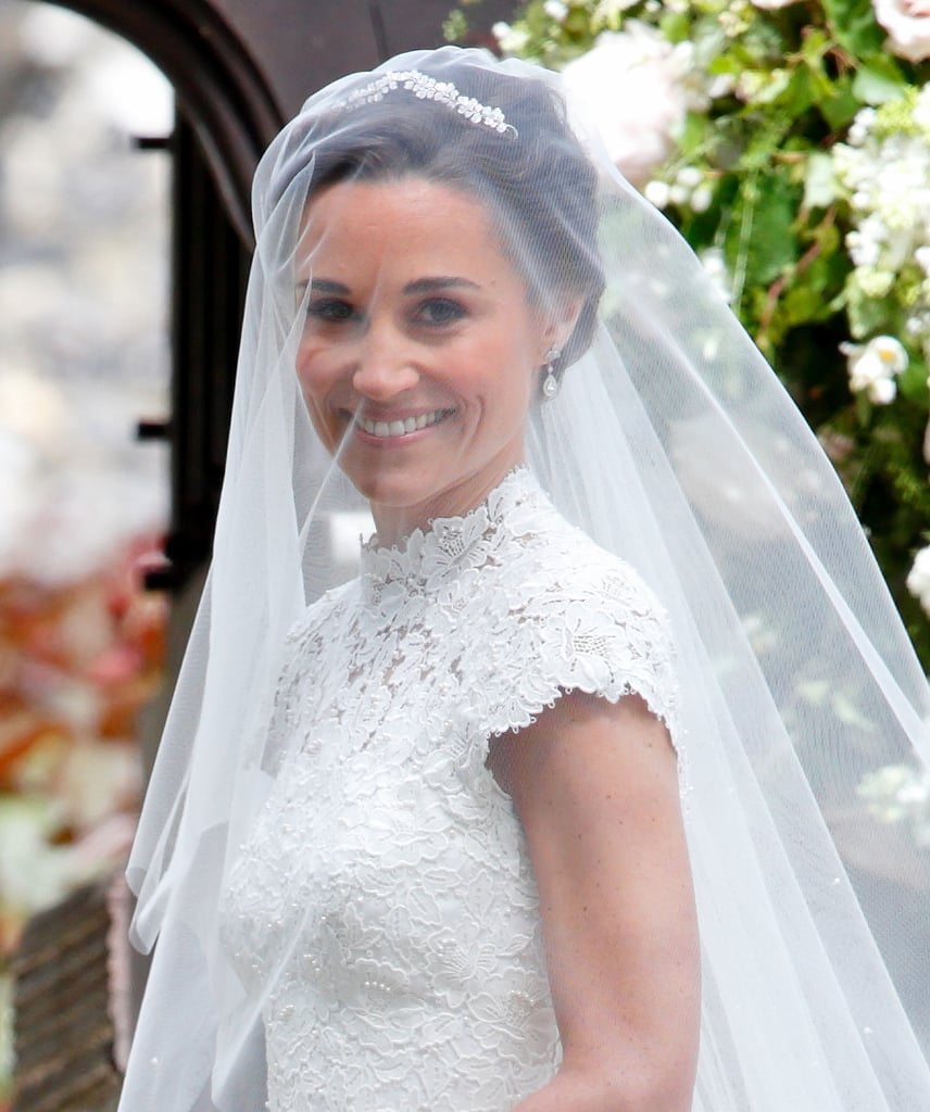 Pippa Middleton Wedding Hair | POPSUGAR Beauty Australia