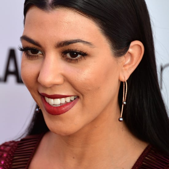Kourtney Kardashian's Favorite Mascara