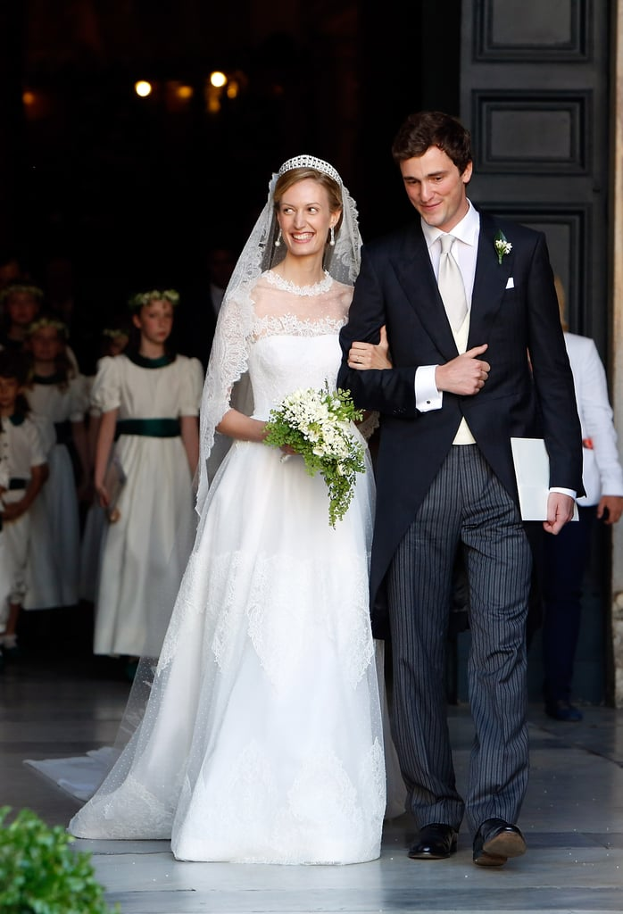 Royal Wedding Dresses | POPSUGAR Fashion