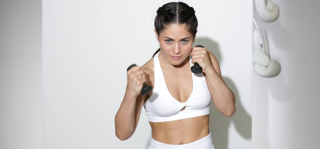 Shadow-Boxing Workout For Seriously Toned Abs & Arms