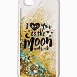 Charming Charlie Love You to the Moon iPhone 6/6 Plus Case ($8, originally $15)