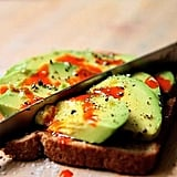 Hot Sauce, Salt, and Pepper Avocado Toast