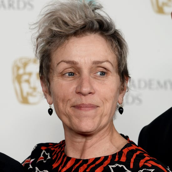 Frances McDormand BAFTA Speech