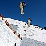 Watch a Snowboard Competition