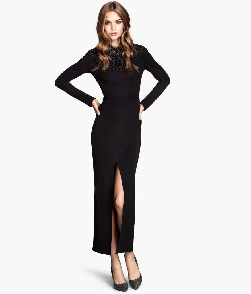 Simply sexy: that's how you'll look in this H&M Long Dress ($50).