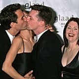 Eric McCormack, Debra Messing, Sean Hayes, and Megan Mullally; 1999 GLAAD Media Awards