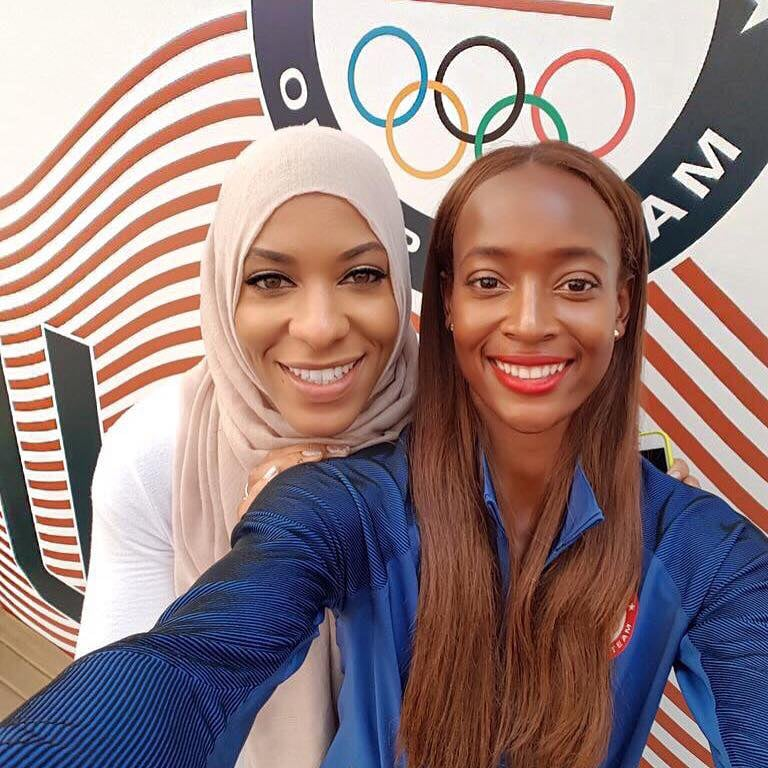 Ibtihaj Muhammad Among Top Olympics 2016 Moments on Facebook