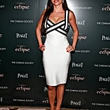 Thank You, Herve Leger, For Gracing Mums Everywhere With Curve-Flaunting Bandage Dresses