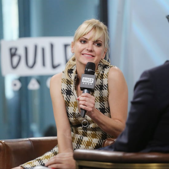 Anna Faris on Her Morning Routine