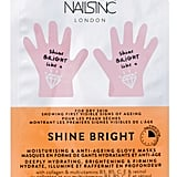 Nails Inc Shine Bright Moisturising Glove Masks (£8)