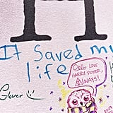 """It saved my life."""