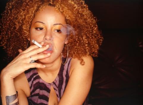 Study: Smoking Makes Acne Worse