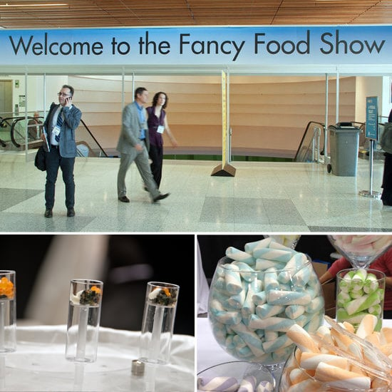 Behind the Scenes at the 2013 Winter Fancy Food Show