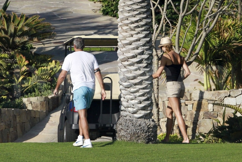 See George Clooney and Stacy Keibler's Latest Cabo Getaway!