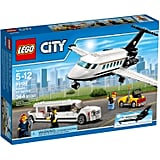 For 6-Year-Olds: Lego City Airport VIP Service 60102
