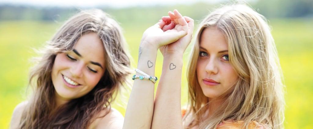 Tiny Friendship Tattoos