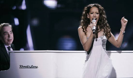 Poll On Video Clip Of Jade Ewen's Performance For Great Britain In The Eurovision Song Contest 2009. She Came In Fifth Place