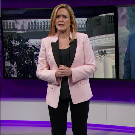 Samantha Bee on Ivanka Trump Video April 2017
