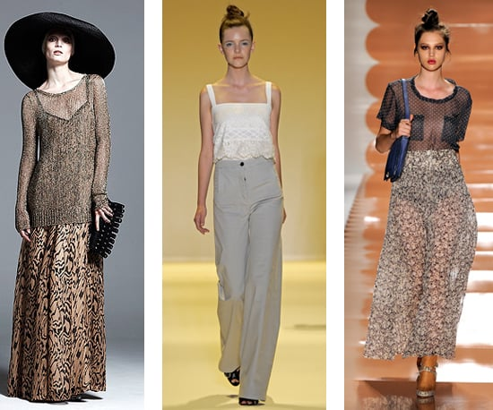 5 Ways the 70s Are Inspiring the Pre-Fall 2011 Collections