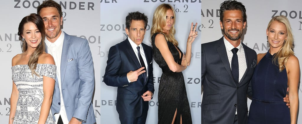 Zoolander 2 Premiere in Sydney: Really, Really, Ridiculously Good Looking