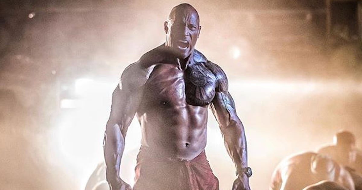 Sexy Dwayne Johnson Photos 2019   – abdo