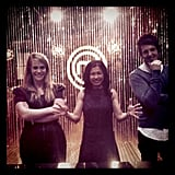 MasterChef's Kylie, Audra and Ben posed as the three judges. Source: Instagram user kyliemillar
