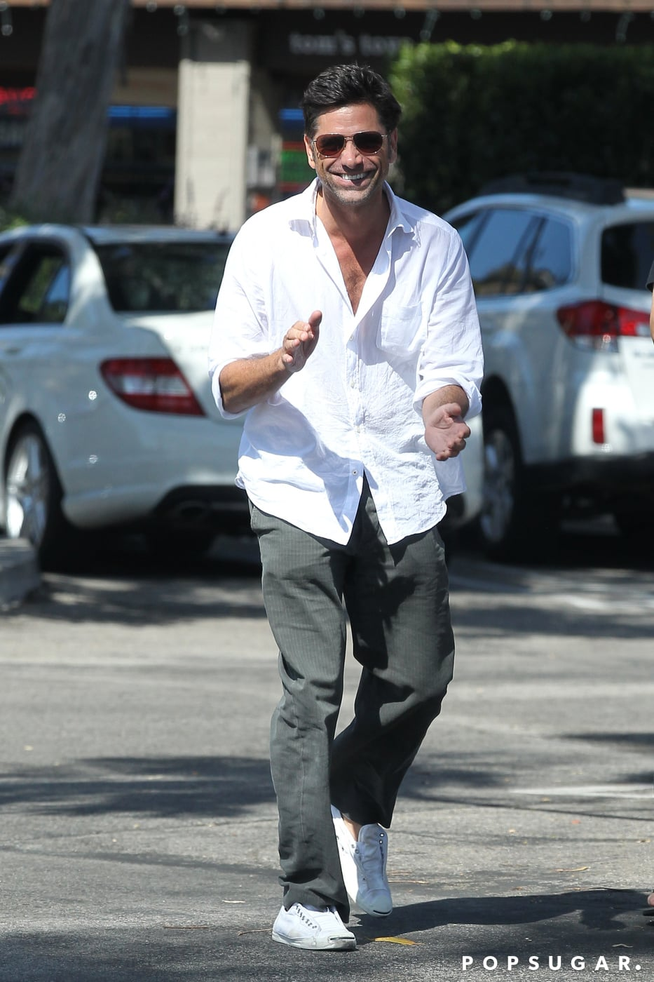 Confirmed: Uncle Jesse Is Still Hot, and Joey Is Still Goofy