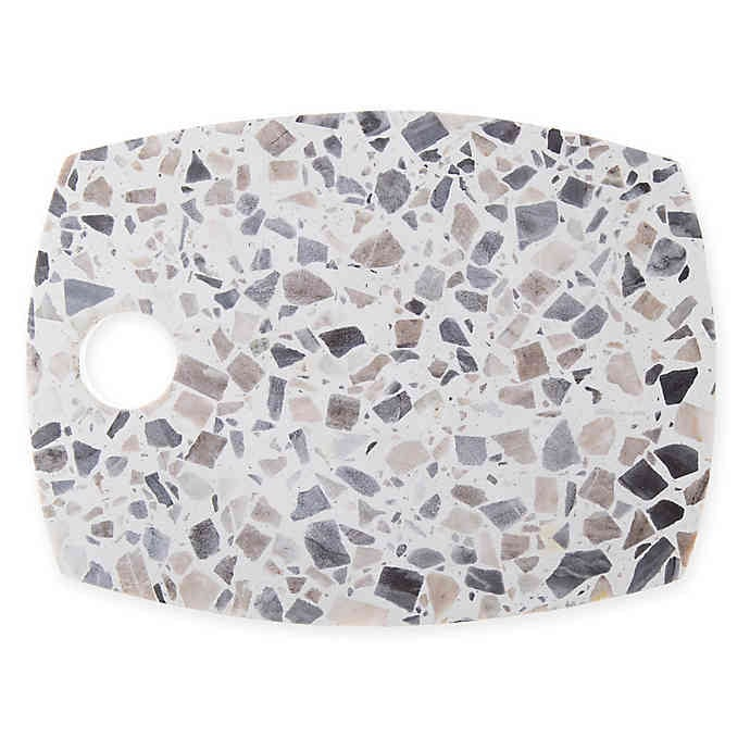 Artisanal Kitchen Supply Terrazzo 12-Inch Cheese Board
