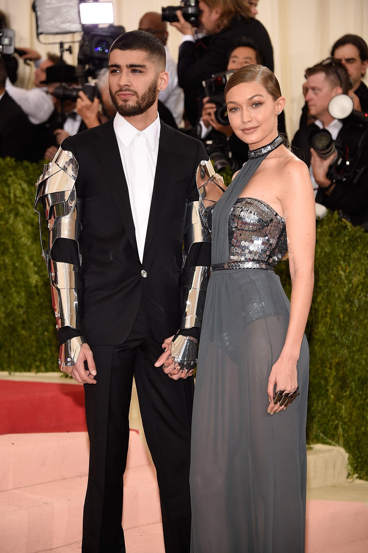 Zayn Malik And Gigi Hadid Celebrity Couples Were Dressed