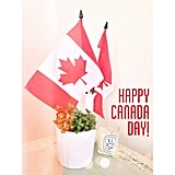 Cheers to Canada Day!