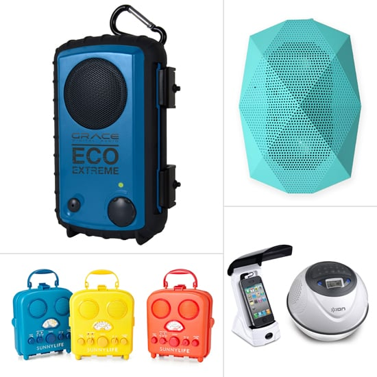 6 Waterproof Speakers That Will Make Your Weekend