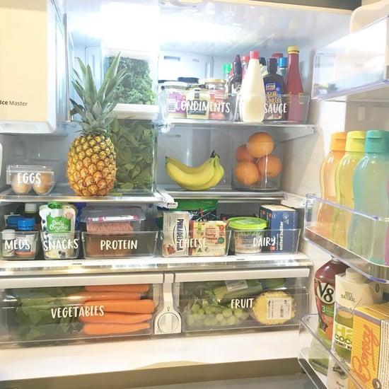 نصائح وحيل لتنظيم الثلاجة