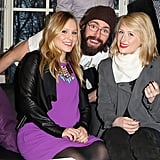 Kristen Bell joked around with Martin Starr and Mamie Gummer at Sundance on Saturday.