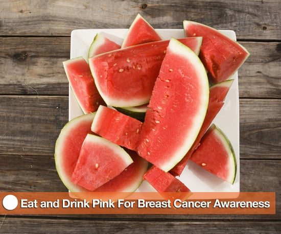 Pink Foods For Breast Cancer Awareness