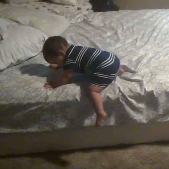 Baby Genius Solves Problem With Pillows