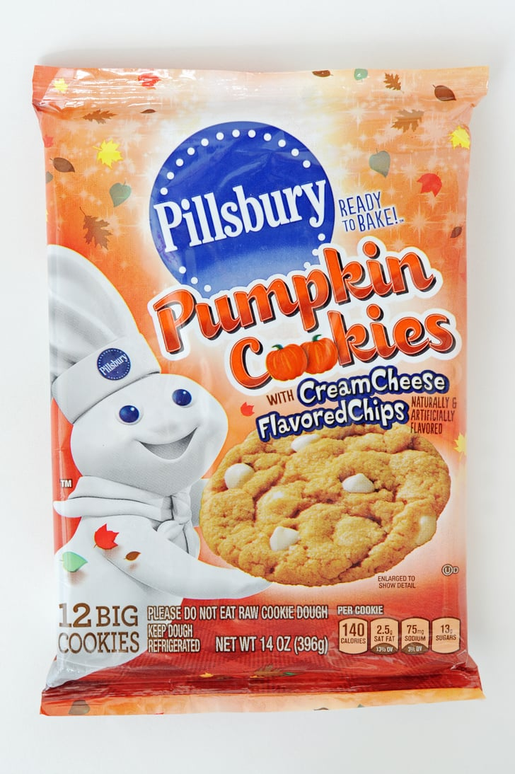 Pillsbury Ready to Bake! Pumpkin Cookies | Pumpkin Spice ...