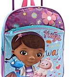 Doc McStuffins Rolling Backpack