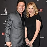 Jodie Sweetin and Justin Hodak