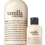 Philosophy Vanilla Coconut Shampoo, Shower Gel & Bubble Bath Duo