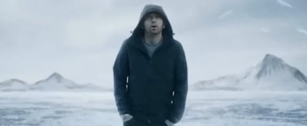 "Eminem Is Surrounded by a Bunch of Clones in His ""Walk on Water"" Music Video"