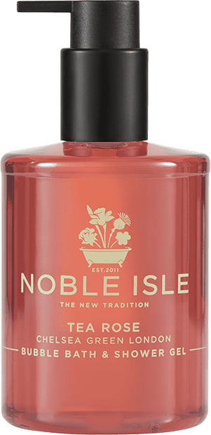 Noble Isle Tea Rose Shower Gel