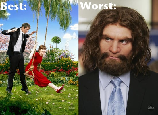 Critics: Pushing Daisies Is the Best Show, Cavemen the Worst