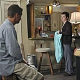 Brian Van Holt and Dan Byrd in Cougar Town. Photos copyright 2012 ABC, Inc.