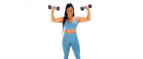 20-Minute Upper-Body Strength-Training Workout
